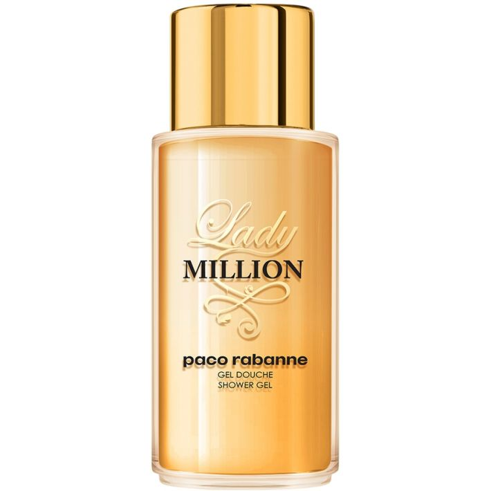 Gel Douche Lady Million Paco Rabanne Tendance Parfums
