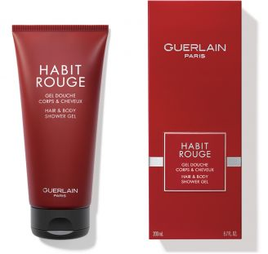 All-over Shampoo Habit Rouge Guerlain