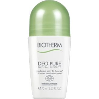 Deo Pure Natural Protect Roll-On Biotherm