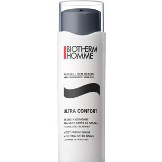 Moisturizing Balm Soothing Aftershave Ultra-Confort Biotherm Homme