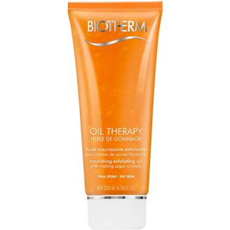 Gommage Corps Huile de Gommage Oil Therapy Biotherm