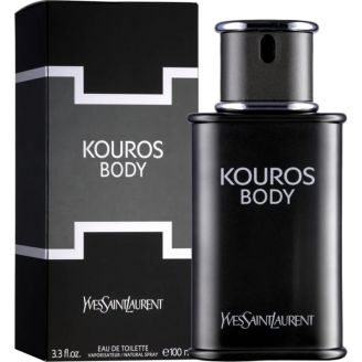 Eau de Toilette Body Kouros Yves Saint Laurent
