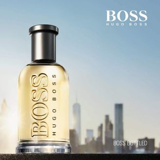 Eau de Toilette Boss Bottled Hugo Boss