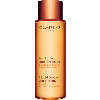 Self Tanning Liquid Bronze Clarins