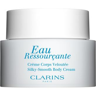 Silky-Smooth Body Cream Eau Ressourçante Clarins