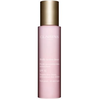 SPF 15 Multi-Active Day Clarins