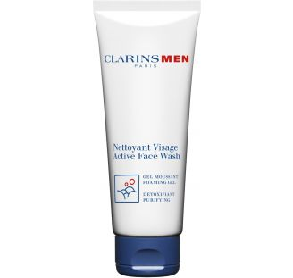ClarinsMen Active Face Wash ClarinsMen