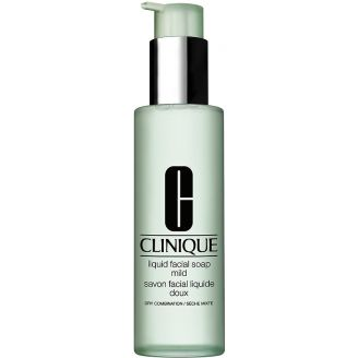 Mild Liquid Facial Soap Clinique