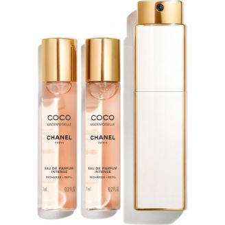 Mini Twist and Spray Coco Mademoiselle Eau de Parfum Intense CHANEL