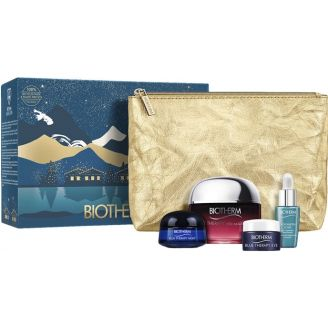 Blue Therapy Red Algae Coffret Soins Biotherm