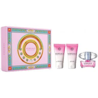 Bright Crystal Coffret Parfum Versace