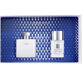 Chrome Pure Coffret Parfum Azzaro