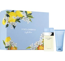 Light Blue Coffret Patrfum Dolce & Gabbana