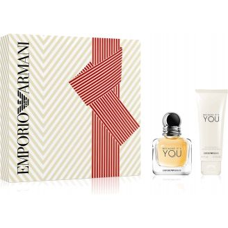 Because It's You Coffret Parfum Armani