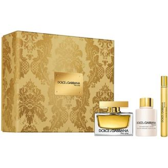 The One for Woman Gift Set Dolce & Gabbana