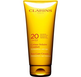 UVB/UVA 20  Sun Care Cream  Clarins
