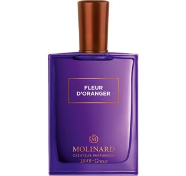 Eau de Parfum Fleur d'Oranger Molinard