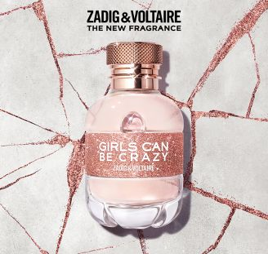Eau de Parfum Girls Can Be Crazy Zadig & Voltaire