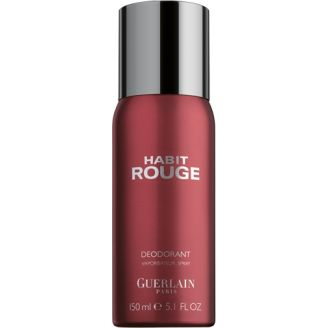 Deodorant Natural Spray Habit Rouge Guerlain