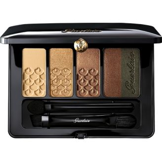 Nude to Smoky Look Palette 5 Couleurs Guerlain