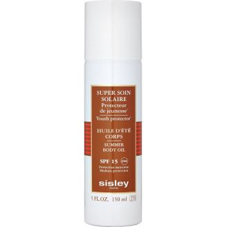 Summer Body Oil SPF15 Super Soin Solaire  Sisley