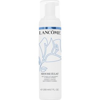 Self-Foaming Cleanser Mousse Eclat Lancôme