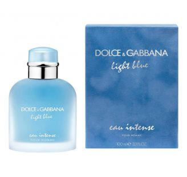 Eau Intense Light Blue Homme Dolce & Gabbana
