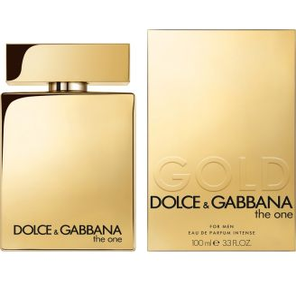 Eau de Parfum Intense The One for Men Gold Dolce & Gabbana