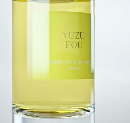 Eau de Parfum Yuzu Fou Parfum d'Empire