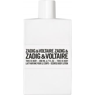 Body Lotion This Her! Zadig & Voltaire