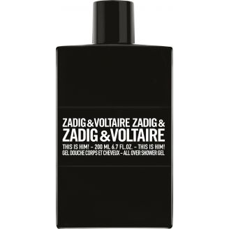 Gel Douche This is Him ! Zadig & Voltaire