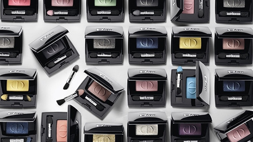 COLOUR, AT THE HEART OF DIOR MAKEUP