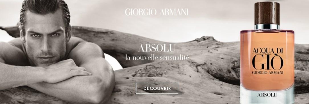 Acqua Di Gio Absolu Giorgio Armani