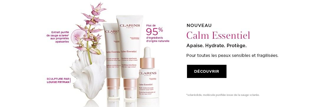 Calm-Essentiel Clarins Emulsion