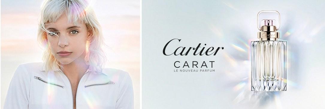 Carat nouvelle Eau de Parfum Cartier