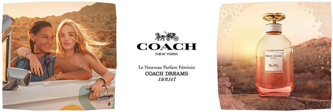 Coach Dreams Sunset