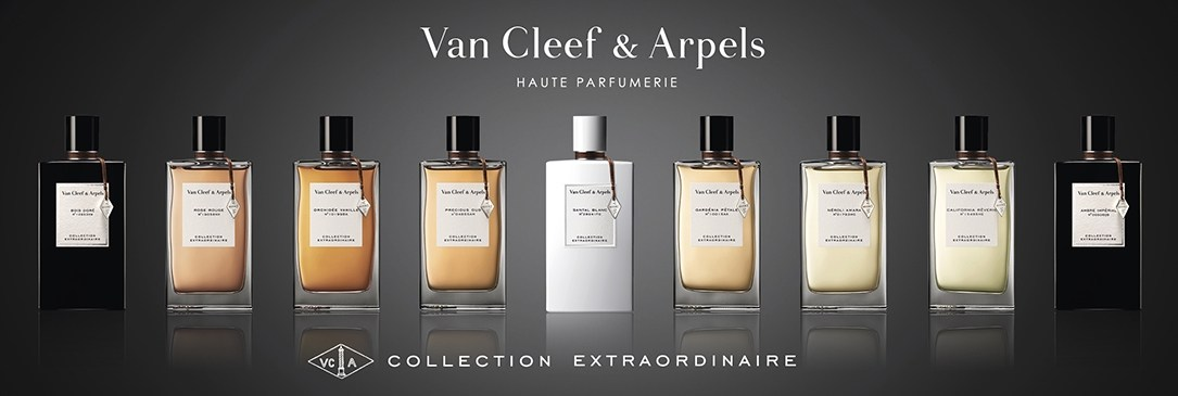 Collection Extraordinaire Van Cleef & Arpels