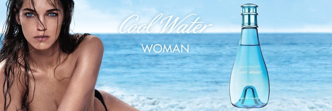 Cool Water Woman Davidoff