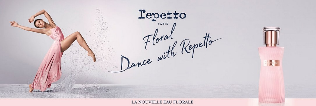 Dance with Repetto Florale