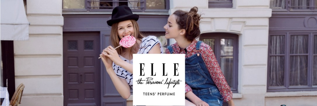 Les parfums ELLE