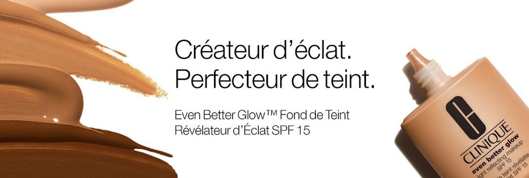 Even Better Glow Fond de Teint