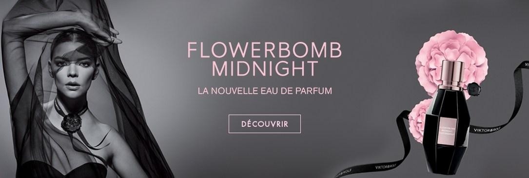 Flowerbomb Midnight Viktor & Rolf