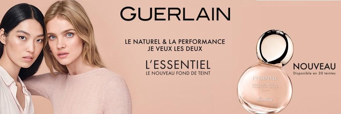 L'Essentiel Fond de Teint Guerlain