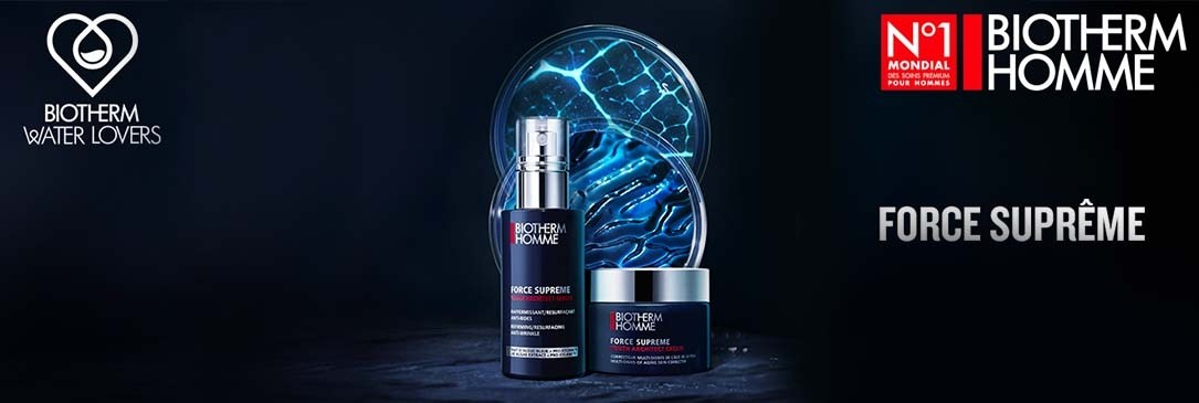 Force Supreme Biotherm Homme