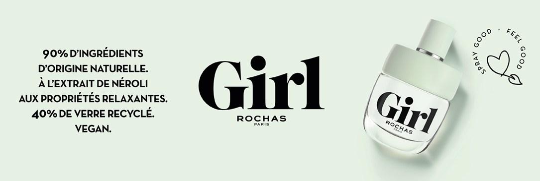 GIRL Rochas