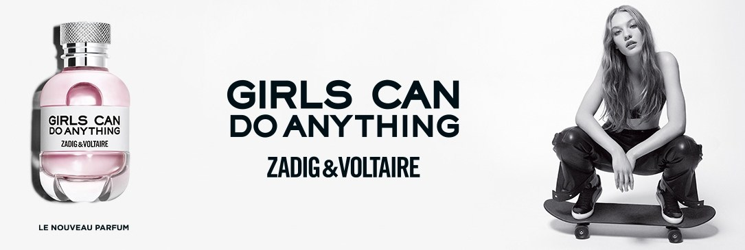 Girls Can Do Anything Zadig & Voltaire
