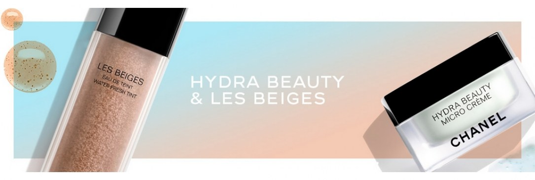 Hydra Beauty & Les Beiges CHANEL