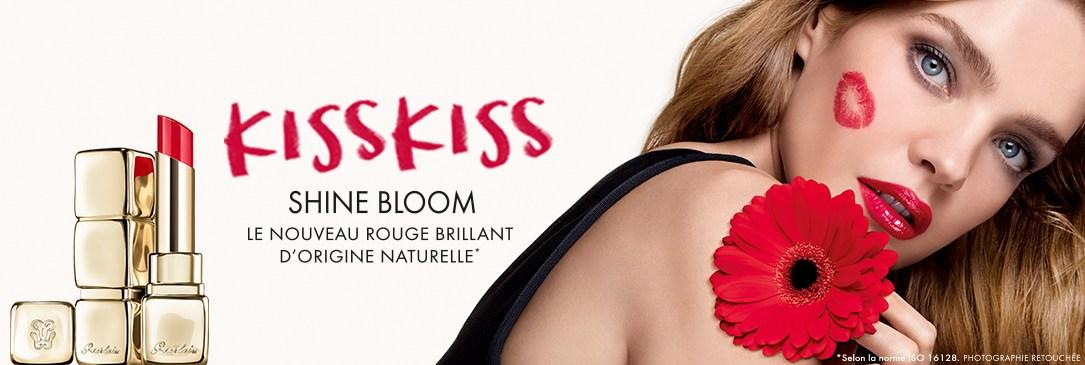 KissKiss Shine Bloom Guerlain