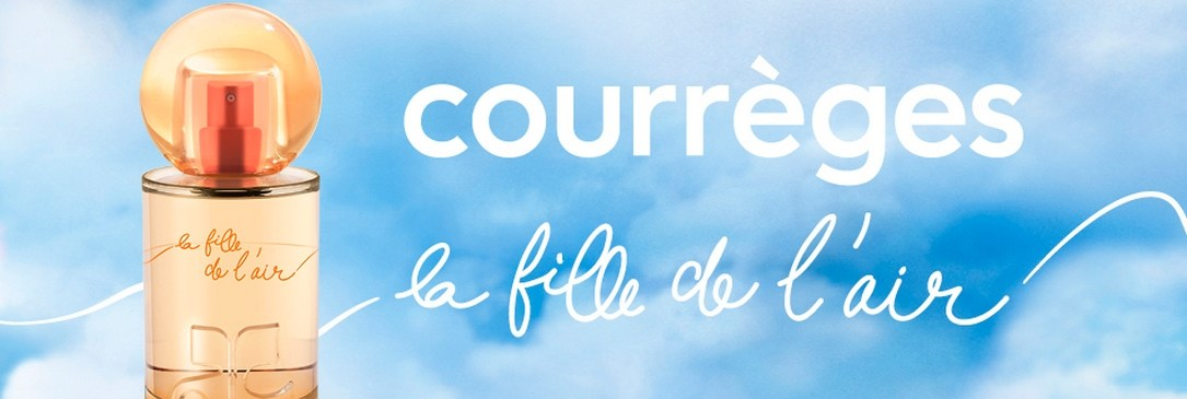 La Fille de L'Air Courrèges