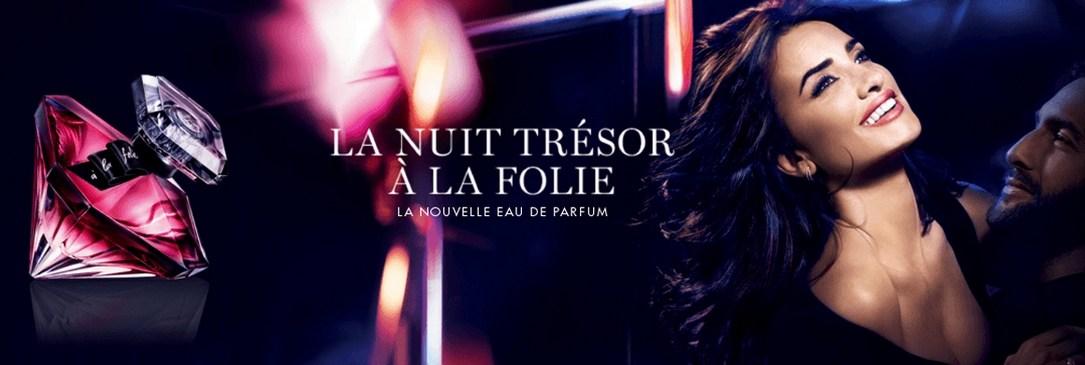 La Nuit Trésor à la Folie Penelope Cruz